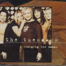 The Tuesdays - Changin The Moods - Norway  CD Single