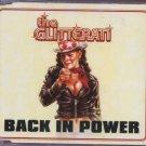 The Glitterati - Back In Power - UK  CD Single