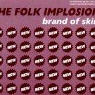 The Folk Implosion - Brand Of Skin - UK Promo CD Single