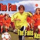 The Fans ft Kes - The Fan - UK CD Single