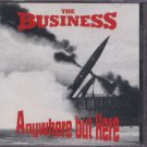 The Business - Anywhere But Here - EEC  CD