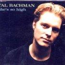 Tal Bachman - She's So High - UK CD Single