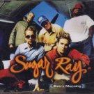 Sugar Ray - Every Morning - UK  CD Single