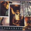 Stress - Rosechild - German  CD Single