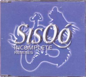 Sisqo - Incomplete - Remixes - UK Promo  CD Single