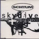 Schtum - Skydiver - UK Promo  CD Single