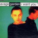 Savage Garden - I Want You '98 - EU  CD Single