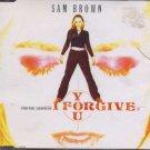 Sam Brown - I Forgive You - UK  CD Single