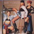 Salt 'n' Pepa - None Of Your Business - UK  CD Single