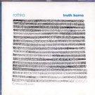 Rothko - Truth Burns EP - UK  CD