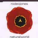 Rodeo Jones - Natural World - UK Promo CD Single