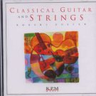 Robert Foster - Classical Gutar And strings - UK CD