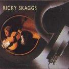 Ricky Skaggs - Solid Ground - USA Promo  CD Single