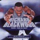 Richard Blackwood - Mama - Who Da Man? - UK  CD Single