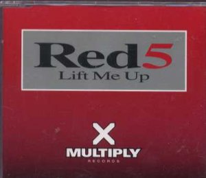 RED 5 - Lift Me Up - UK  CD Single