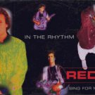 Red - In The Rhythm - UK  CD Single
