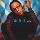 Rachid - Pride - UK  CD Single
