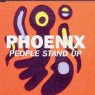 Phoenix - People Stand Up - UK CD Single