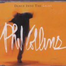 Phil Collins - Dance Into The Light - UK  CD Single
