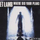 Pet Lamb - Where Did Your Plans Go - UK  CD Single