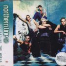 Northern Line - All Around The World - UK  CD Single