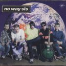 No Way Sis - I'd Like To Teach The World To Sing - UK  CD Single
