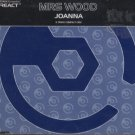 Mrs Wood - Joanna - UK  CD Single