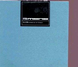 Mono - Silicone - UK Promo CD Single