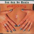 Mojams Ft Debbie Currie - You Can Do Magic - UK  CD Single