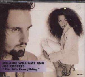 Melanie Williams & Joe Roberts - You Are Everything - UK  CD Single
