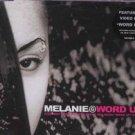 Melanie G - Word Up - UK  CD Single