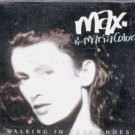 Max & Maria Colors - Walking In Your Shoes - UK  CD Single