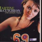 Martine McCutcheon - I'm Over You - UK Promo  CD Single