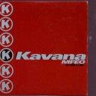 Kavana - MFEO - UK Promo CD Single