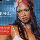 Kandi - Don't Think I'm Not - UK  CD Single