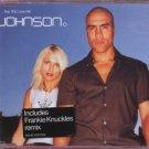 Johnson - Say You love Me - UK  CD Single