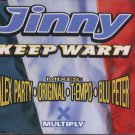 Jinny - Keep Warm - UK  CD Single
