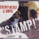 Jeremy Healy & Amos - Stamp! - UK  CD Single
