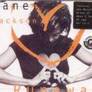 Janet Jackson - Runaway - UK CD Single