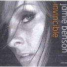 Jamie Benson - Invincible - UK Promo CD Single
