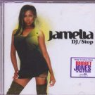 Jamelia - DJ/Stop - UK  CD Single