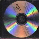 Ish The Glass I - Wah Blow - UK Promo  CD Single