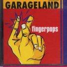 Garageland - Fingerpops - UK  CD Single