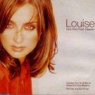 Louise Heartbroken - One Kiss From Heaven - UK  CD Single