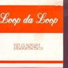 Loop Da Loop - Hazel - UK Promo  CD Single