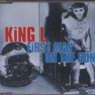 King L - First Man On the Sun - UK  CD Single