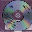 Ken Ishii - Game Over - Austria Promo  CD Single