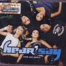 Hear'Say - Pure And Simple - UK  CD Single