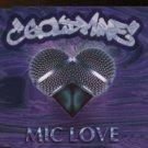 Goldmine - Mic Love - UK CD Single