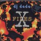 DJ Dado - X-Files - UK  CD Single